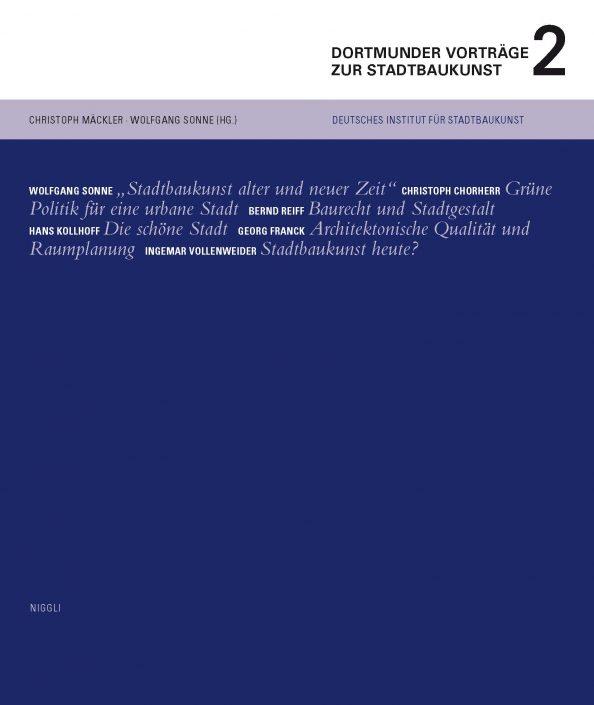 Niggli Verlag, Sulgen, 2011 22,50