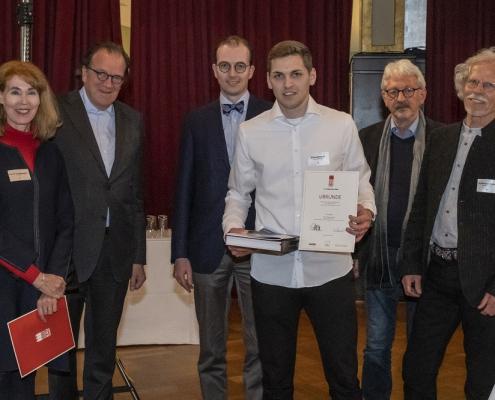 1. Preisträger Sven Zimmermann, Hochschule Rhein-Main